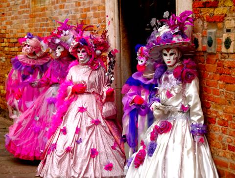 Karneval von Venedig 2020