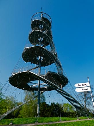 Stuttgart Killesbergturm