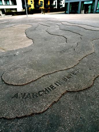Rainer Werner Fassbinder Platz in München