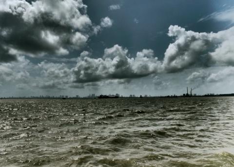 Im Golf von Bengalen