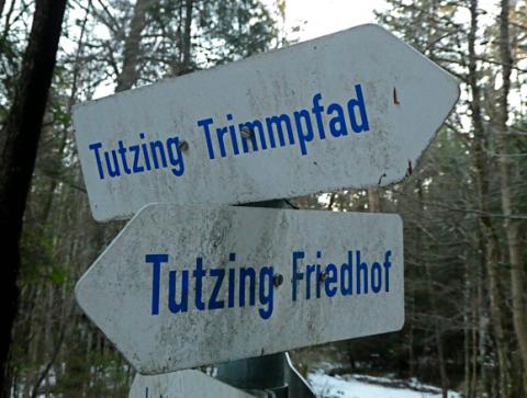 Auswahl bei Tutzing