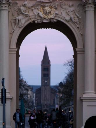 Brandenburger Tor von Potsdam