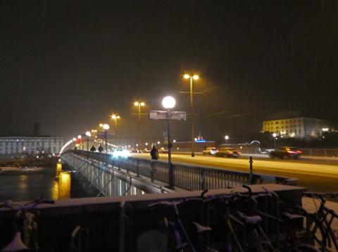 Linz Donaubrücke