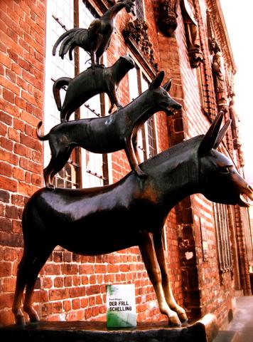 Bremer Stadtmusikanten