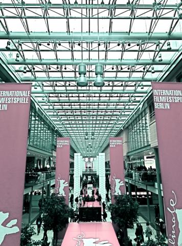 Berlinale 2017, Potsdamer Platz Arkaden
