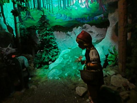 Märchenwelt der Linzer Grottenbahn