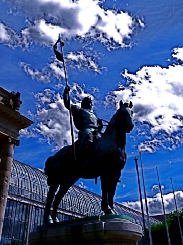 Reiterstandbild Herzog Ottos von Wittelsbach