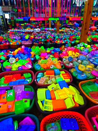 Haushaltswaren in Dambulla