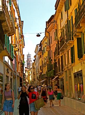 Verona Altstadt