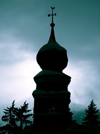 St. Theodul in Davos Dorf