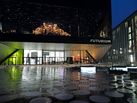 Das Futurium in Berlin
