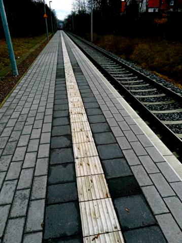 Bahnhof Niederhone