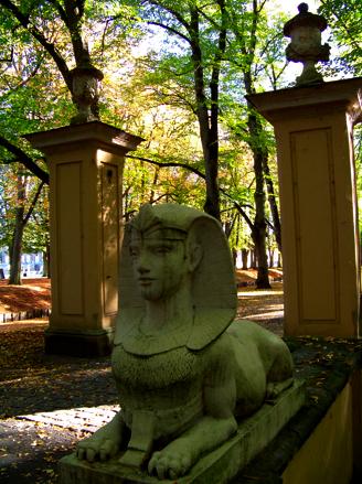 Im Schlosspark Nordkirchen