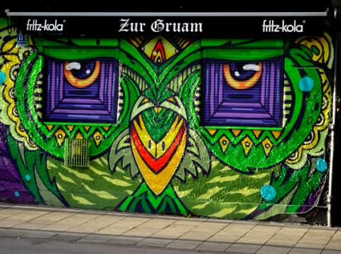 Zur Gruam - Kneipe/Club am Schlachthofviertel