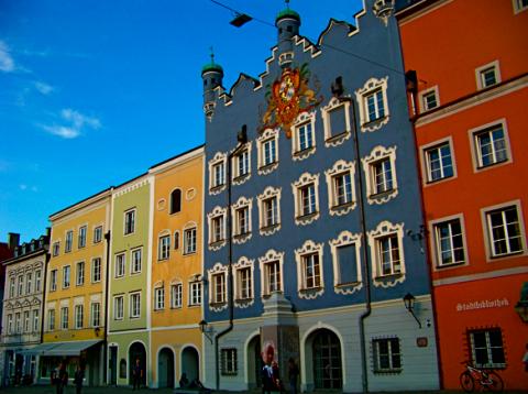 Burghausener Altstadt