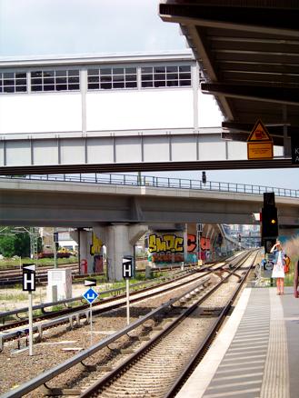 S-Bahnhof Warschauer Straße