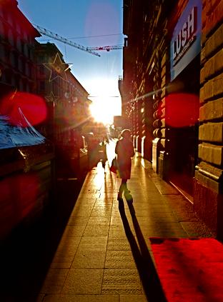 Weihnachtsbummel in Mailand