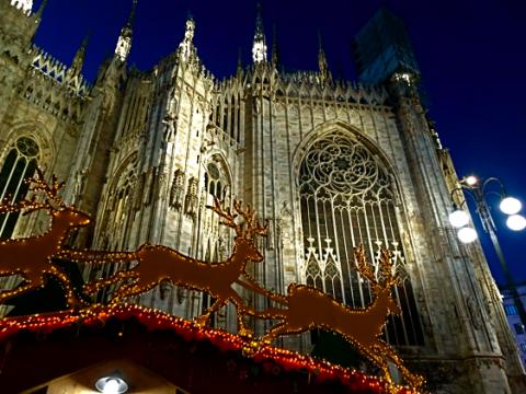 Der Dom in Mailand