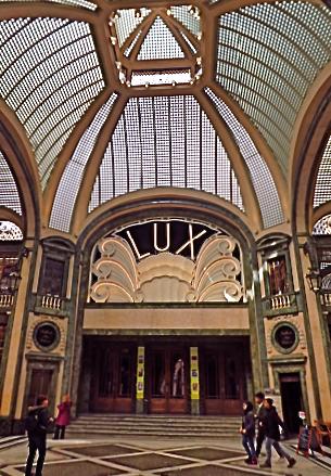 Kino Lux in Turin
