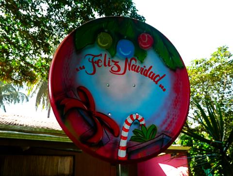 Weihnachten in der Karibik