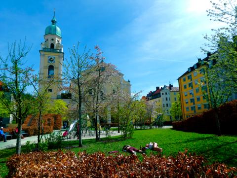 Josephsplatz München
