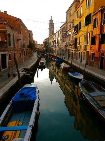 Venedig Kanäle