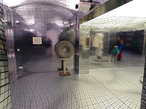Die Ausstellung Zero Gravity in der ERES Stiftung Schwabing