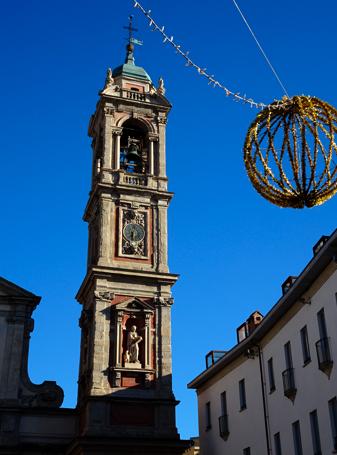 Erinnerung an Mailand im Dez, Vorfreude auf Venedig im Feb