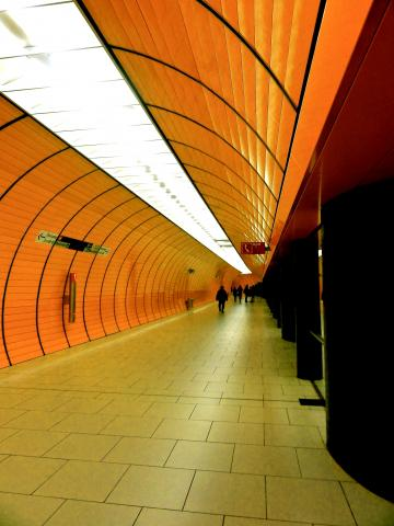 U-Bahnhof Marienplatz