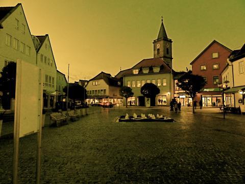 Bad Neustadt Marktplatz
