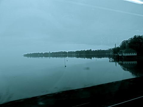Bodensee bei Bregenz