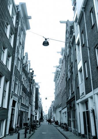 Gassen Amsterdam