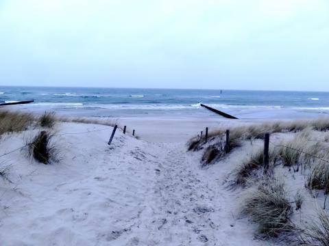 Strand von Graal-Müritz