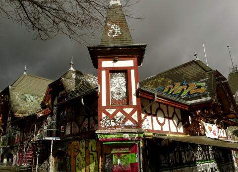 Bern Reitschule