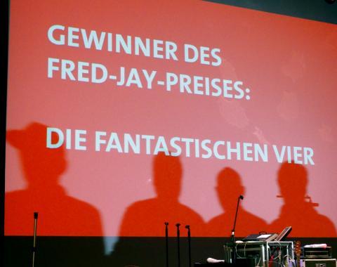 GEMA-Fest im Kosmos Berlin
