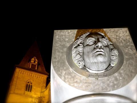 Ansbach, J.S. Bach