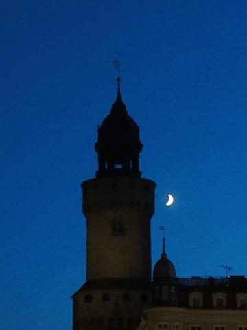 Görlitz at night