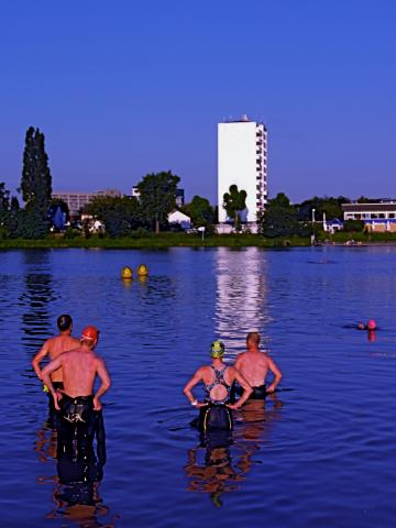 Mosel bei Koblenz