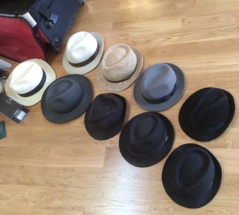 Hutsammlung Klötgen Dezember 2015